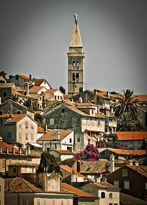 Photograph - Picturesque Town Of Mali Losinj Vertical View by Brch Photography
