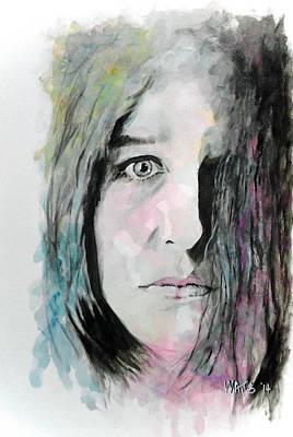 Piece Of My Heart - Joplin Art Print