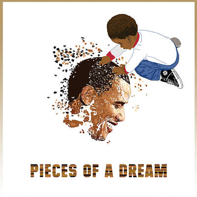 Pieces Of A Dream Art Print