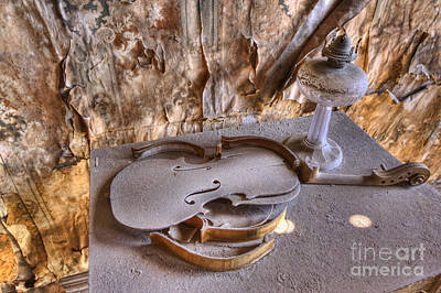 Photograph - Pieces Of Music by Crystal Nederman