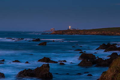 Photograph - Piedras Blancas Lighthouse  by Duncan Selby