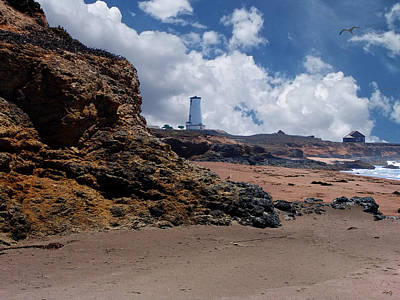 Photograph - Piedras Blancas Lighthouse by Glenn McCarthy Art and Photography