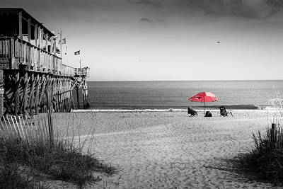 Myrtle Beach Photograph - Pier 14 by Ivo Kerssemakers