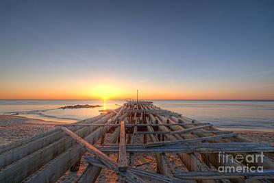 Pier Damage From Hurricane Sandy In Nj Original