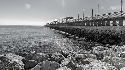 Photograph - Pier by Eugenio Moya