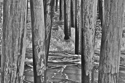 Photograph - Pier by Joe  Burns