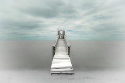 Piers Wall Art - Photograph - Pier by Martin Steeb