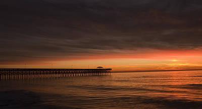 Photograph - Pier Myrtle Beach Sc by Bob Pardue
