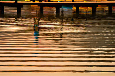 Photograph - Pier Walk by Joan Herwig