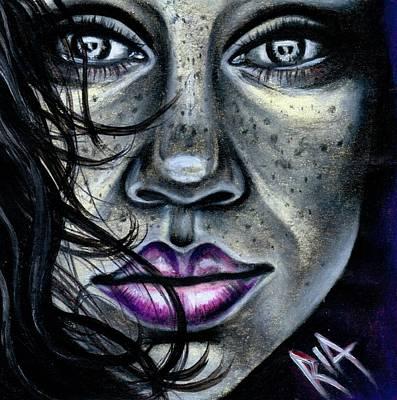 Pierce Me  Art Print