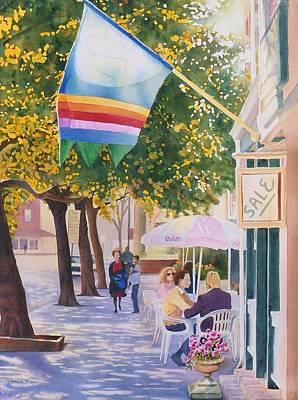 Piermont Avenue Original by Daniel Dayley