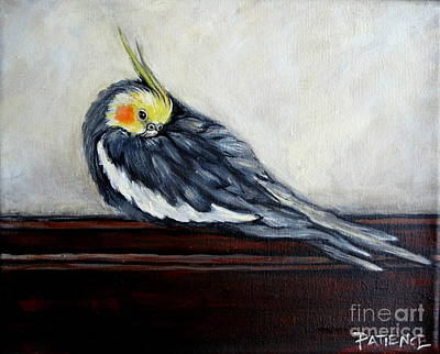 Painting - Pierre by Patience A