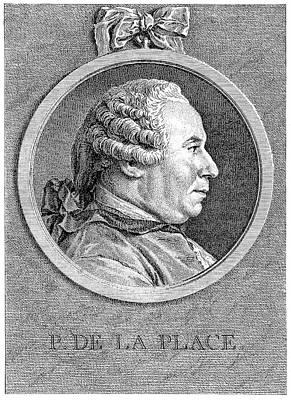 Pierre Photograph - Pierre-simon Laplace by Cci Archives