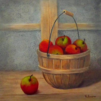 Painting - Pies Anyone by Roseann Gilmore