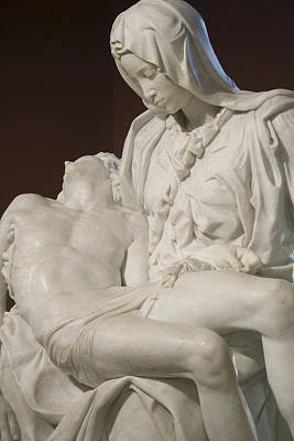 Photograph - Pieta by Kathryn McBride