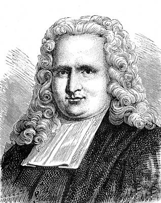 Pieter Van Musschenbroek Art Print by Collection Abecasis