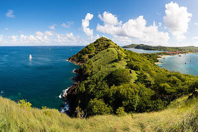Photograph - Pigeon Island by Chris Smith