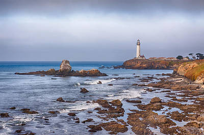 Photograph - Pigeon Point by Harold Rau