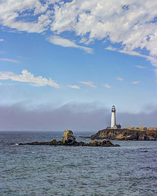 Photograph - Pigeon Point Light Station by Heidi Smith