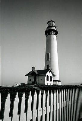 Photograph - Pigeon Point Lighthouse by Matthew Pace