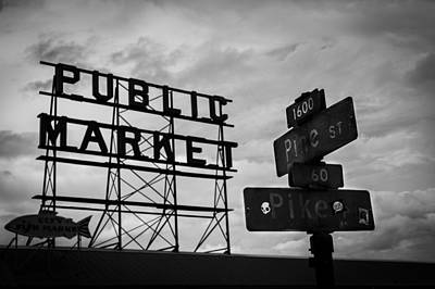 Photograph - Pike And Pine by Andrew Pacheco