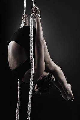 Contortion Photograph - Pike by Monte Arnold