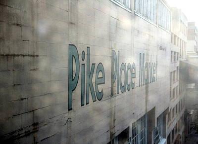 Photograph - Pike Place 1 by A K Dayton