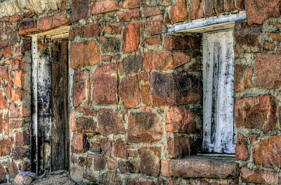 Jerry Sodorff Royalty-Free and Rights-Managed Images - Pikes Peak Top House 11068 by Jerry Sodorff