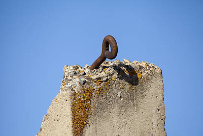 Daysray Photograph - Pillar And Sky by Fran Riley