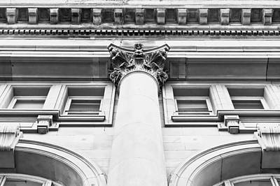 Upscale Photograph - Pillar  by Tom Gowanlock