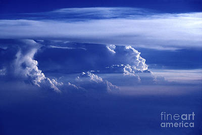 Photograph - Pillars Of Clouds by Paul W Faust -  Impressions of Light