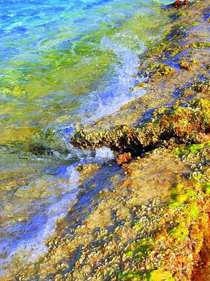 Photograph - Pillory Beach 1 by Ron Kandt