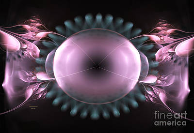 Digital Art - Pillow Top Fractal by Melissa Messick
