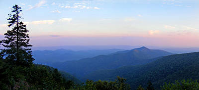 Photograph - Pilot Mountain In Pisgah National Forest by Duane McCullough