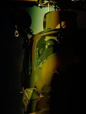 Agustawestland Aw109 Photograph - Pilot by Paul Job