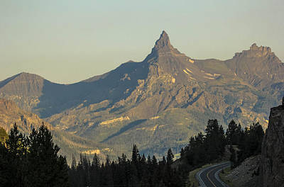 Photograph - Pilot Peak by Angelique Rea