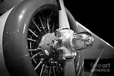 Pilot - Plane - Ready To Fly Art Print by Kristina Lynn