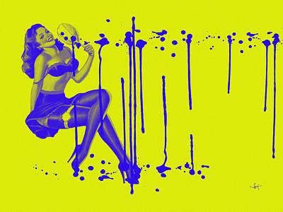 Rhythm And Blues Digital Art - Pin Tin R 4 by Sir Josef - Social Critic -  Maha Art