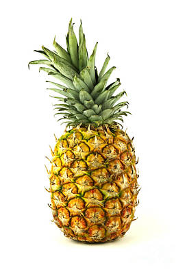 Photograph - Pineapple by Blink Images