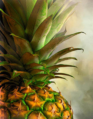 Photograph - Pineapple II by David and Carol Kelly