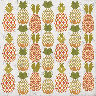 Pineapple IIi Art Print by Shanni Welsh