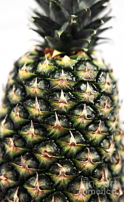 Photograph - Pineapple by John Rizzuto