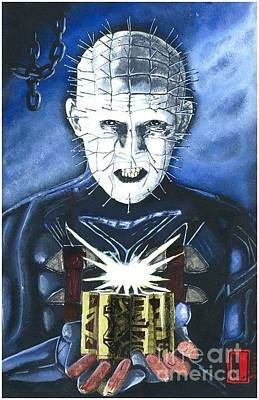 Pinhead Original by Joshua Simon
