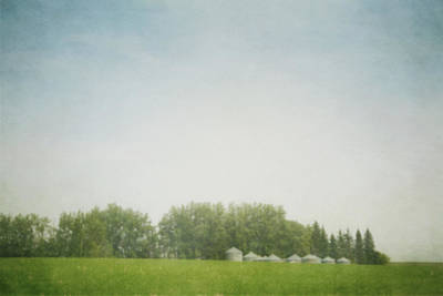 Pictorialism Photograph - Pinhole Pictorialism Style Of Grain by Roberta Murray