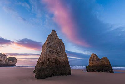 Photograph - Pink Algarve by Andy Bitterer