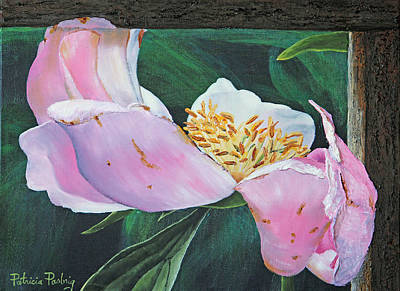 Alluring Painting - Pink Allure by Patricia Pasbrig