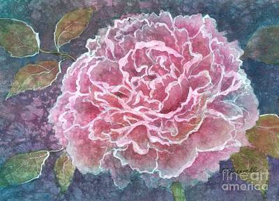 Fineartamerica.com Painting - Pink Beauty by Barbara Jewell
