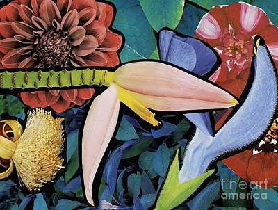 Pink Bloom Art Print by Susan Sorrell