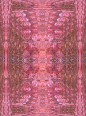 Photograph - Pink Bubbles by Deprise Brescia