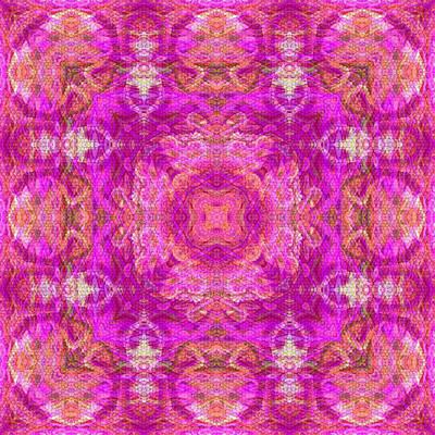 Digital Art - Pink by Charmaine Zoe